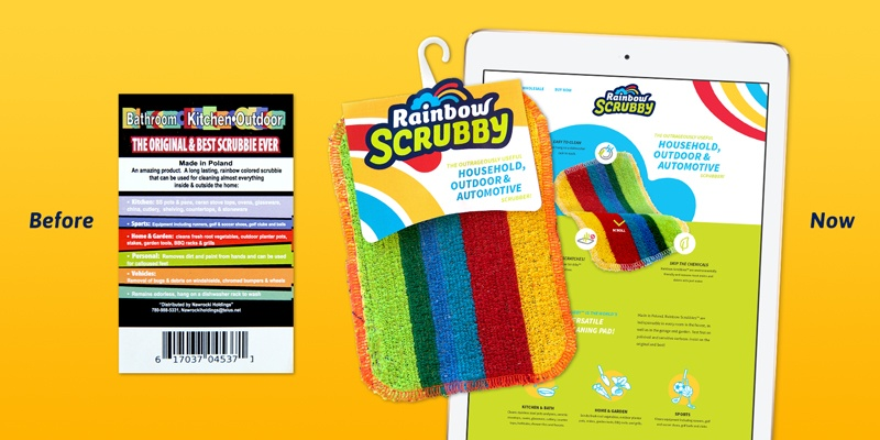 Re-Branding Rainbow Scrubby: The Making of a Household Word